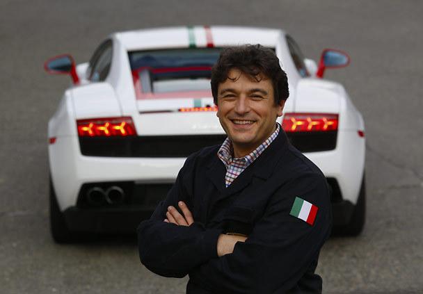 577 Paolo Feraboli Cars Yeah