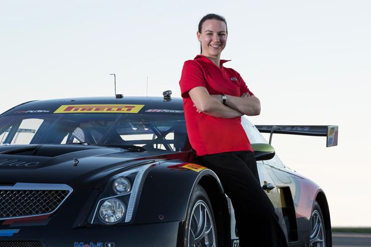 722: Laura Klauser   CARS YEAH