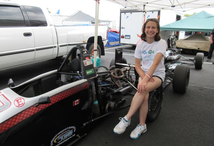 797: Megan Gilkes   CARS YEAH